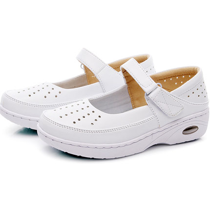 Giày y tá chất lượng cao, chất liệu da xịn, giày y tế bệnh viện, phòng khám