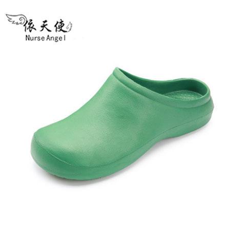 Giày y khoa- dép phẫu thuật màu xanh cho bác sĩ, y tá phẫu thuật- dép chuyên dụng bệnh viện , phòng khám