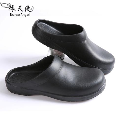Dép điều dưỡng- dép bác sĩ chống trượt chất lượng cao - Giày y khoa chuyên dụng cho bệnh viện phòng khám